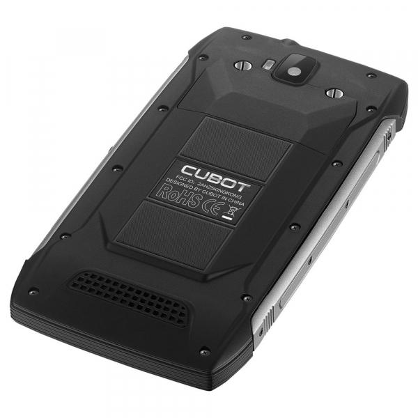 Telefon mobil Cubot King Kong, Waterproof IP68,Android 7.0,MT6580 QuadCore, 2GB RAM, 16GB ROM,5.0 inch, 4400mAh, Dual SIM 2