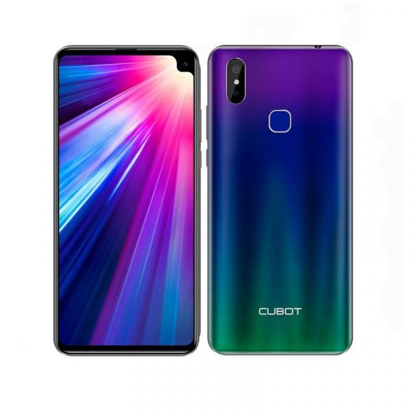 Telefon mobil Cubot Max 2, 4G, Android 9.0, 4GB RAM, 64GB ROM, MT6762 OctaCore, 6.8 inch Waterdrop, 5000mAh, Dual SIM 1