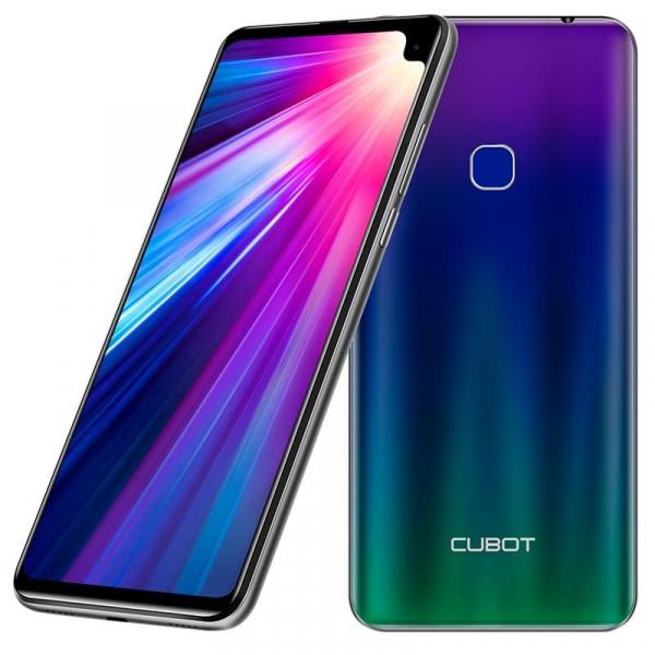 Telefon mobil Cubot Max 2, 4G, Android 9.0, 4GB RAM, 64GB ROM, MT6762 OctaCore, 6.8 inch Waterdrop, 5000mAh, Dual SIM 5