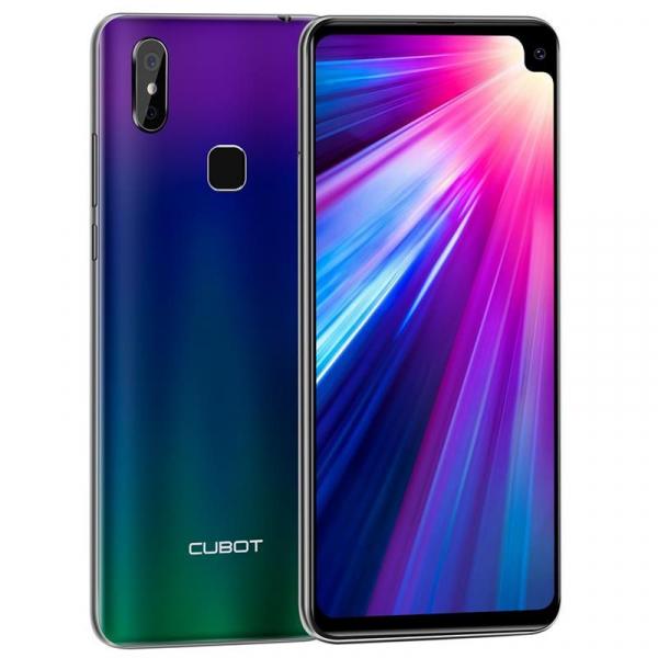 Telefon mobil Cubot Max 2, 4G, Android 9.0, 4GB RAM, 64GB ROM, MT6762 OctaCore, 6.8 inch Waterdrop, 5000mAh, Dual SIM 2