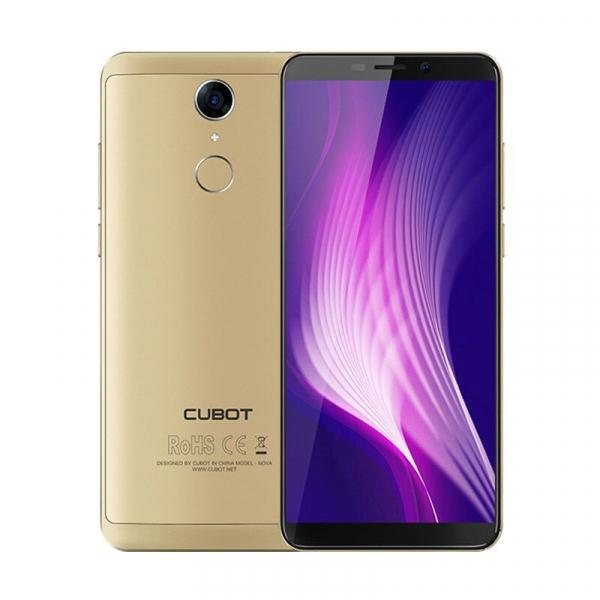 Telefon mobil Cubot Nova, 4G, Android 8.1, 3GB RAM, 16GB ROM, 5.5 Inch, MT6739 QuadCore, 2800mAh, Dual SIM 4