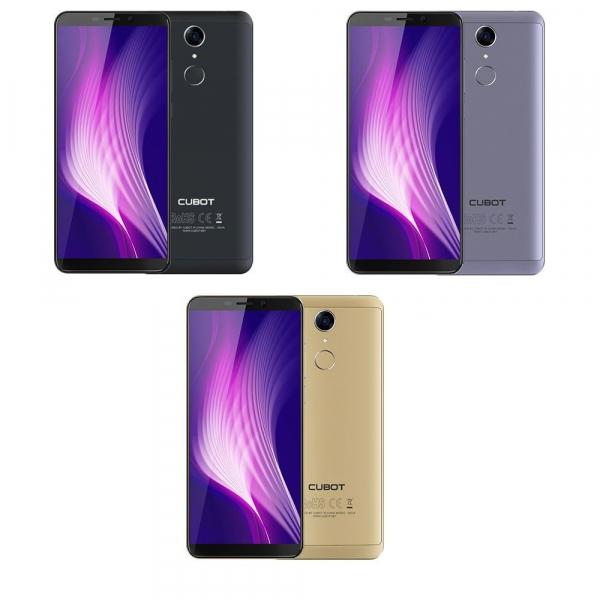 Telefon mobil Cubot Nova, 4G, Android 8.1, 3GB RAM, 16GB ROM, 5.5 Inch, MT6739 QuadCore, 2800mAh, Dual SIM 0