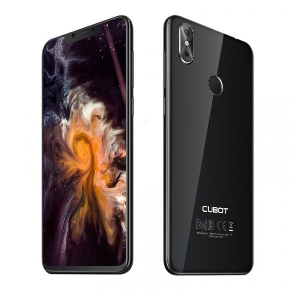 Telefon mobil Cubot P20, Android 8.0, 4GB RAM, 64GB ROM, 6.18 inch, MT6750T OctaCore, 4000mAh,Dual SIM, Amprenta 4