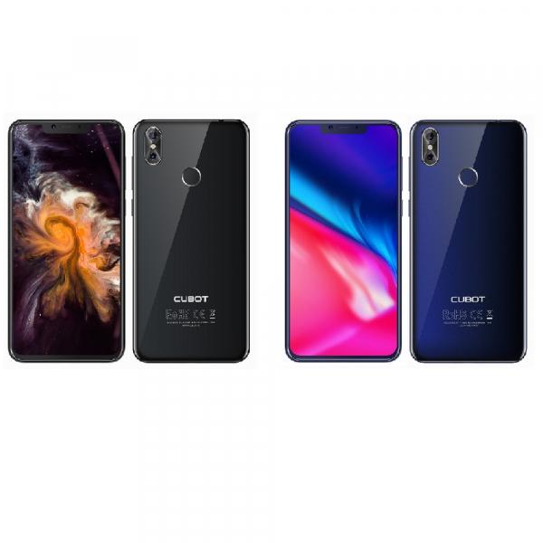 Telefon mobil Cubot P20, Android 8.0, 4GB RAM, 64GB ROM, 6.18 inch, MT6750T OctaCore, 4000mAh,Dual SIM, Amprenta 0