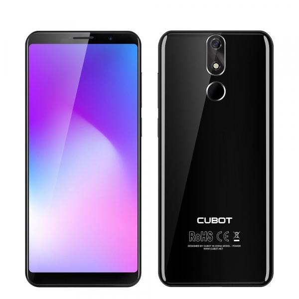 Telefon mobil Cubot Power, 4G, Android 8.1,Helio P23 OctaCore, 6GB RAM, 128GB ROM, 5.99 inch FHD+, 6000mAh, Dual SIM 5