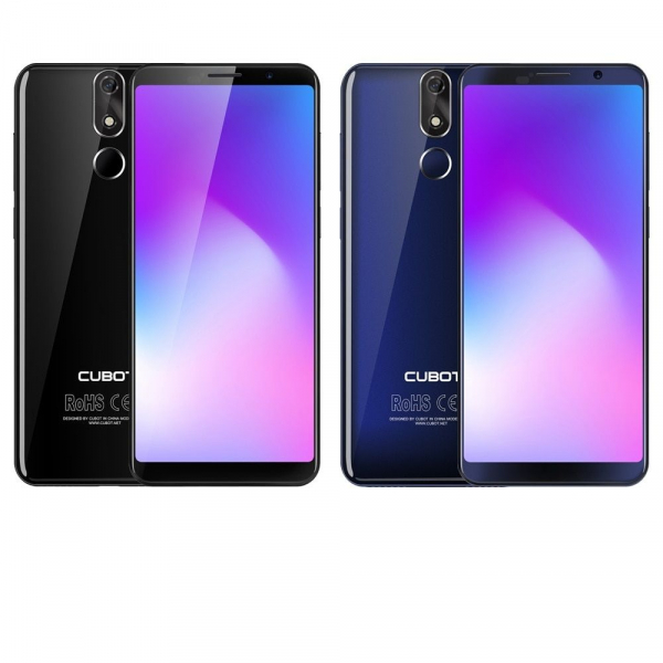 Telefon mobil Cubot Power, 4G, Android 8.1,Helio P23 OctaCore, 6GB RAM, 128GB ROM, 5.99 inch FHD+, 6000mAh, Dual SIM 0