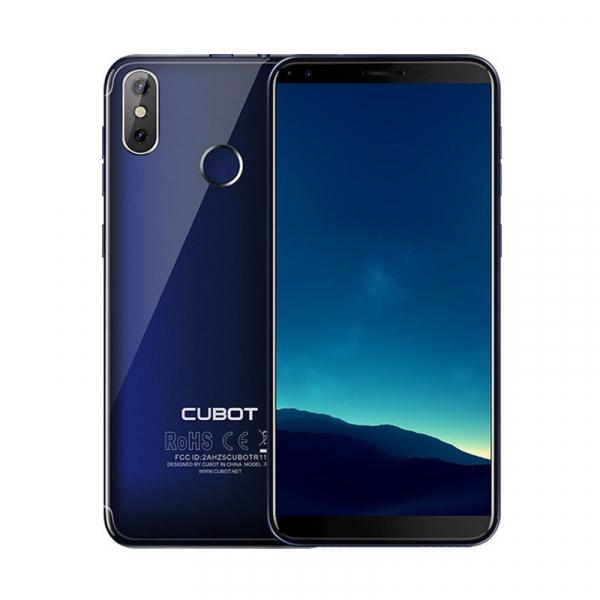 Telefon mobil Cubot R11, Android 8.1, 5.5 inch HD, MT6580 QuadCore, 2GB RAM, 16GB ROM, 2800mAh, Amprenta, Dual SIM 4