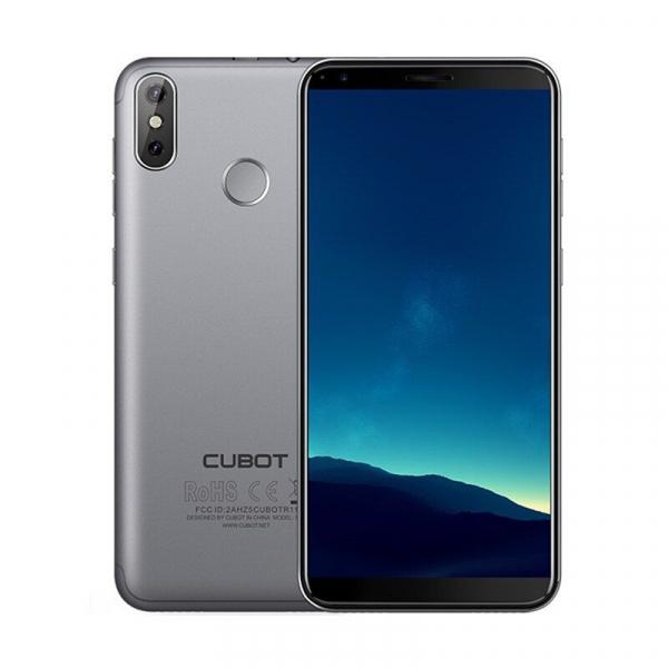 Telefon mobil Cubot R11, Android 8.1, 5.5 inch HD, MT6580 QuadCore, 2GB RAM, 16GB ROM, 2800mAh, Amprenta, Dual SIM 5