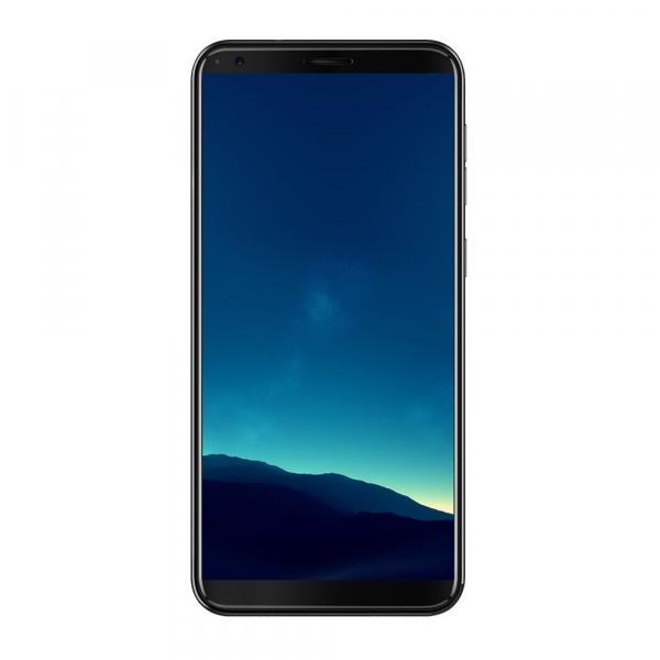 Telefon mobil Cubot R11, Android 8.1, 5.5 inch HD, MT6580 QuadCore, 2GB RAM, 16GB ROM, 2800mAh, Amprenta, Dual SIM 1