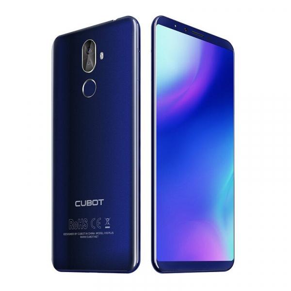 Telefon mobil Cubot X18 Plus, 4G, MT6750T OctaCore, 4GB RAM, 64GB ROM, 5.99 inch 18:9 FHD+, Android 8.0, 4000mAh, Dual SIM 5