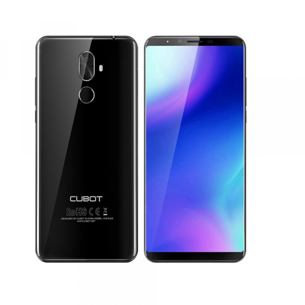 Telefon mobil Cubot X18 Plus, 4G, MT6750T OctaCore, 4GB RAM, 64GB ROM, 5.99 inch 18:9 FHD+, Android 8.0, 4000mAh, Dual SIM 6