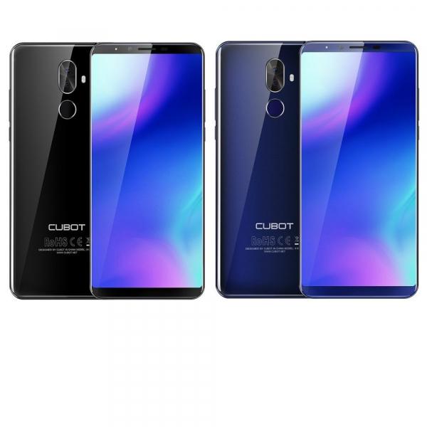 Telefon mobil Cubot X18 Plus, 4G, MT6750T OctaCore, 4GB RAM, 64GB ROM, 5.99 inch 18:9 FHD+, Android 8.0, 4000mAh, Dual SIM 0