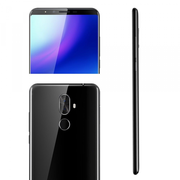 Telefon mobil Cubot X18 Plus, 4G, MT6750T OctaCore, 4GB RAM, 64GB ROM, 5.99 inch 18:9 FHD+, Android 8.0, 4000mAh, Dual SIM 3