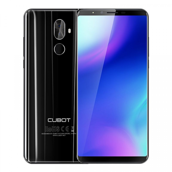 Telefon mobil Cubot X18 Plus, 4G, MT6750T OctaCore, 4GB RAM, 64GB ROM, 5.99 inch 18:9 FHD+, Android 8.0, 4000mAh, Dual SIM 4