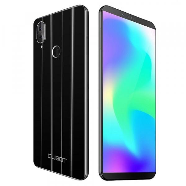 Telefon mobil Cubot X19, 4G, Helio P23 OctaCore, 4GB RAM, 64GB ROM, 5.93 inch FHD, Android 8.1, 4000mAh, Face ID, Dual SIM 5