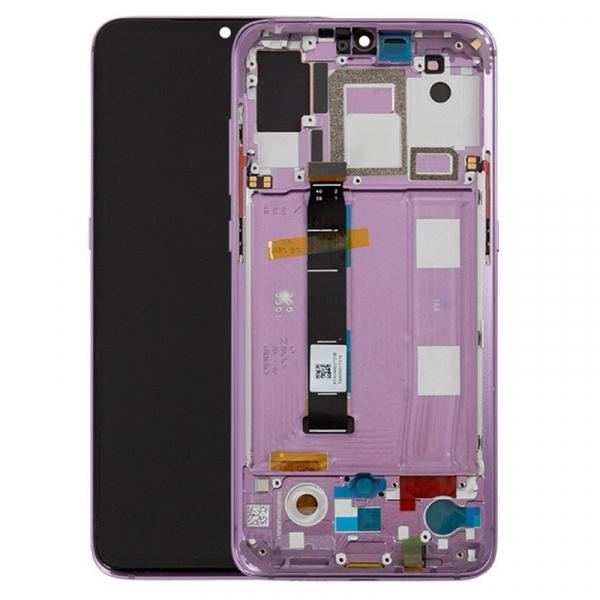 Display OGS original AMOLED cu rama pentru Xiaomi Mi 9 2