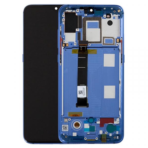 Display OGS original AMOLED cu rama pentru Xiaomi Mi 9 1