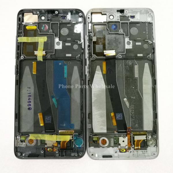 Display Xiaomi mi5 OGS Original cu Cadru Metalic si senzor Amprenta 2
