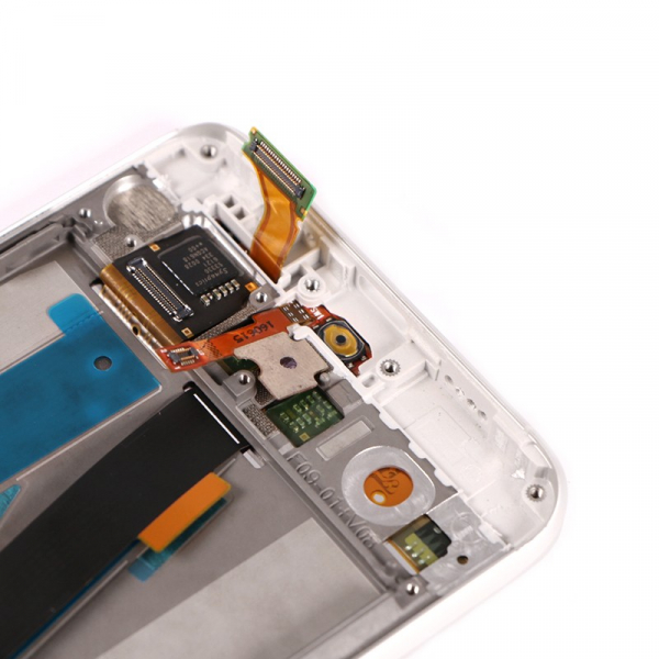 Display Xiaomi mi5 OGS Original cu Cadru Metalic si senzor Amprenta 1