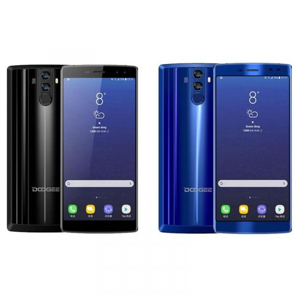 Telefon mobil Doogee BL12000 4G, Android 7.0, 4GB RAM 32GB ROM, 6.0 inch, Octa Core, Camera Dubla, Amprenta, Dual SIM 0