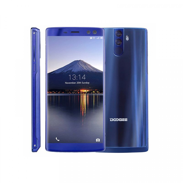 Telefon mobil Doogee BL12000 4G, Android 7.0, 4GB RAM 32GB ROM, 6.0 inch, Octa Core, Camera Dubla, Amprenta, Dual SIM 2