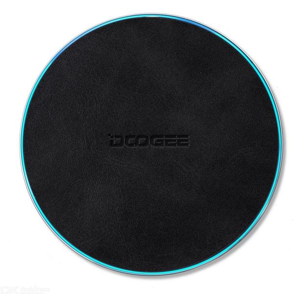 Incarcator wireless Doogee C210W Qi, Incarcare rapida, Charging Pad 0
