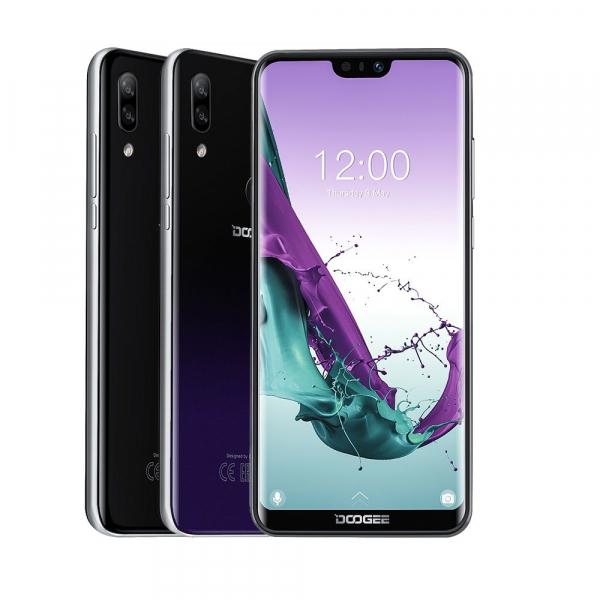 Telefon mobil Doogee N10,4G,OctaCore, 3GB RAM, 32GB ROM, 5.84 inch FHD+, Android 8.1, 3360mAh, Dual SIM 0