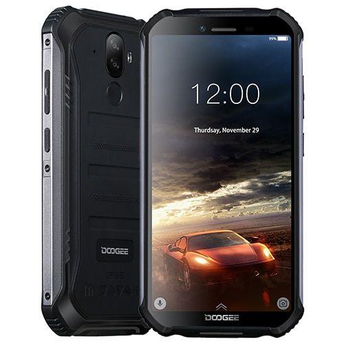 Telefon mobil Doogee S40, 4G,5.5inch, 4650mAh, MT6739 QuadCore, 2GB RAM, 16GB ROM, Android 9.0,Waterproof, Dual SIM 3