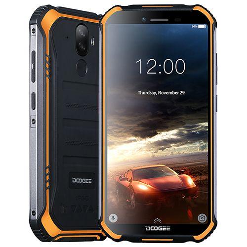 Telefon mobil Doogee S40, 4G,5.5inch, 4650mAh, MT6739 QuadCore, 2GB RAM, 16GB ROM, Android 9.0,Waterproof, Dual SIM 4
