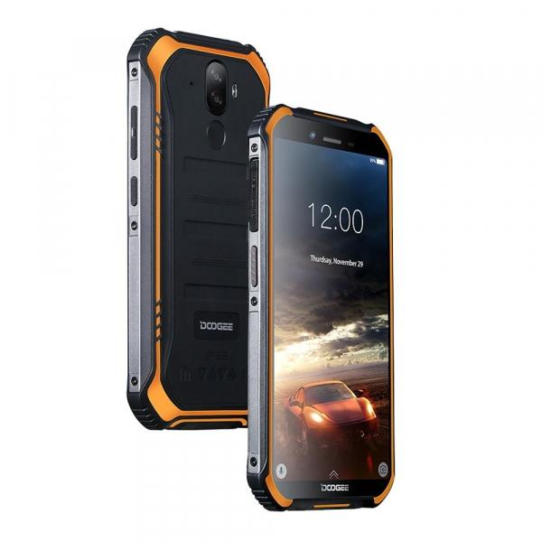 Telefon mobil Doogee S40 Pro, 4G, IPS 5.5inch, 3GB RAM, 32GB ROM, MT6739 QuadCore, Android 9.0,Waterproof, 4650mAh, Dual SIM 2
