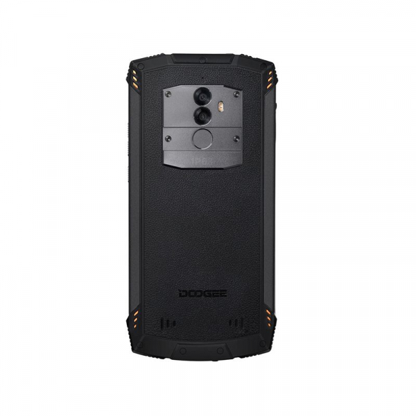 Telefon mobil Doogee S55 4G, Android 8.0, 4GB RAM 64GB ROM, 5.5 inch, MTK6750T Octa Core, Camera dubla, Amprenta, Dual SIM 4