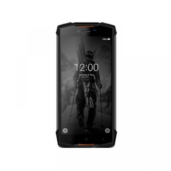 Telefon mobil Doogee S55 4G, Android 8.0, 4GB RAM 64GB ROM, 5.5 inch, MTK6750T Octa Core, Camera dubla, Amprenta, Dual SIM 3