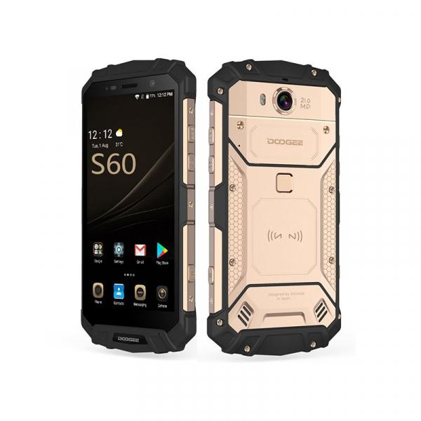 Telefon mobil Doogee S60 6/64 Gold Resigilat [1]