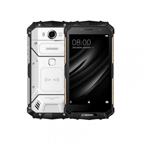 Telefon mobil Doogee S60 4G, Android 7.0, 6GB RAM 64GB ROM, Octa Core, 5.2 inchi, Incarcare wireless, Amprenta, Waterproof, DualSim 2