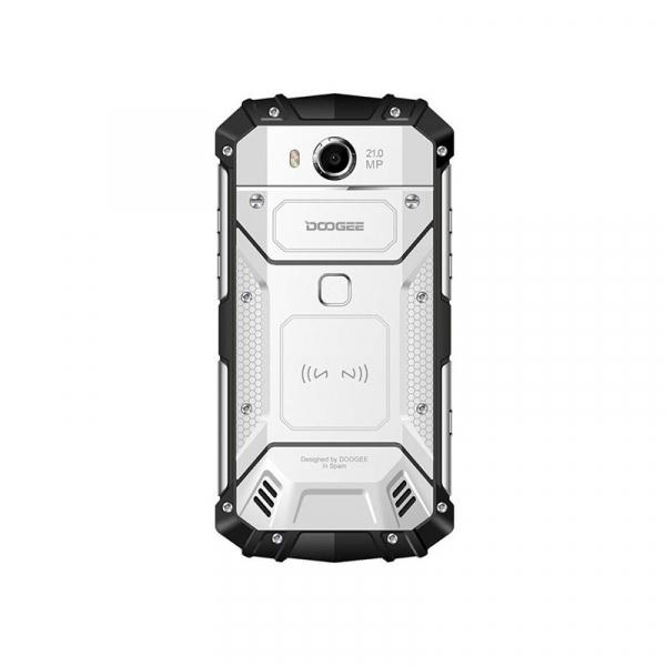 Telefon mobil Doogee S60 4G, Android 7.0, 6GB RAM 64GB ROM, Octa Core, 5.2 inchi, Incarcare wireless, Amprenta, Waterproof, DualSim 9
