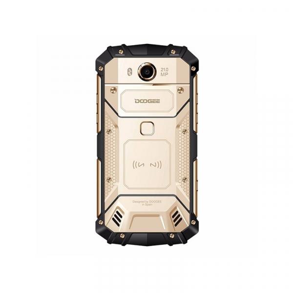 Telefon mobil Doogee S60 4G, Android 7.0, 6GB RAM 64GB ROM, Octa Core, 5.2 inchi, Incarcare wireless, Amprenta, Waterproof, DualSim 10