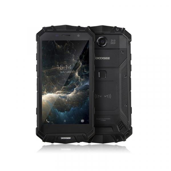 Telefon mobil Doogee S60 Lite 4G, Android 7.0, 4GB RAM 32GB ROM, MT6750T Octa Core, 5.2 inchi, Incarcare wireless, Waterproof, DualSim 1