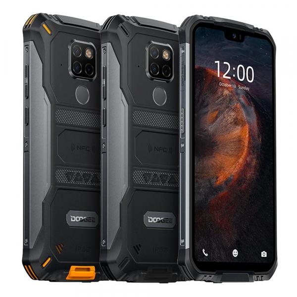 Telefon mobil Doogee S68 Pro,IPS5.9inch, 6GB RAM, 128GB ROM, Android 9.0, Helio P70,6300mAh, Incarcare Wireless Reversibila, Dual Sim 0