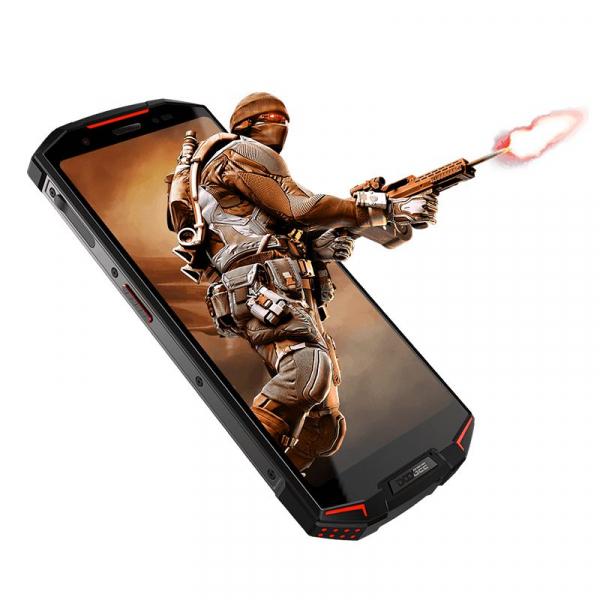 Telefon mobil Doogee S70 4G, Incarcare wireless, Waterproof IP68, 6GB RAM 64GB ROM, 5.99inch, Android 8.1, Amprenta, DualSim 3