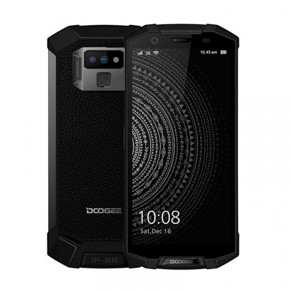 Telefon mobil Doogee S70 4G, Incarcare wireless, Waterproof IP68, 6GB RAM 64GB ROM, 5.99inch, Android 8.1, Amprenta, DualSim 5