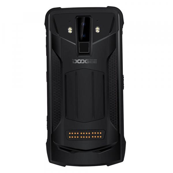 Pachet telefon mobil + 3 module Doogee S90 Pro Super, Android 9.0, 6GB RAM, 128GB ROM, 6.18 IPS, Helio P70, ARM Mali-G72 MP3, Octa Core, NFC, 5050mAh 4