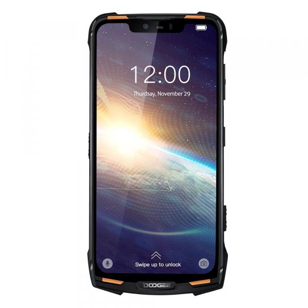 Pachet telefon mobil + 3 module Doogee S90 Pro Super, Android 9.0, 6GB RAM, 128GB ROM, 6.18 IPS, Helio P70, ARM Mali-G72 MP3, Octa Core, NFC, 5050mAh 6