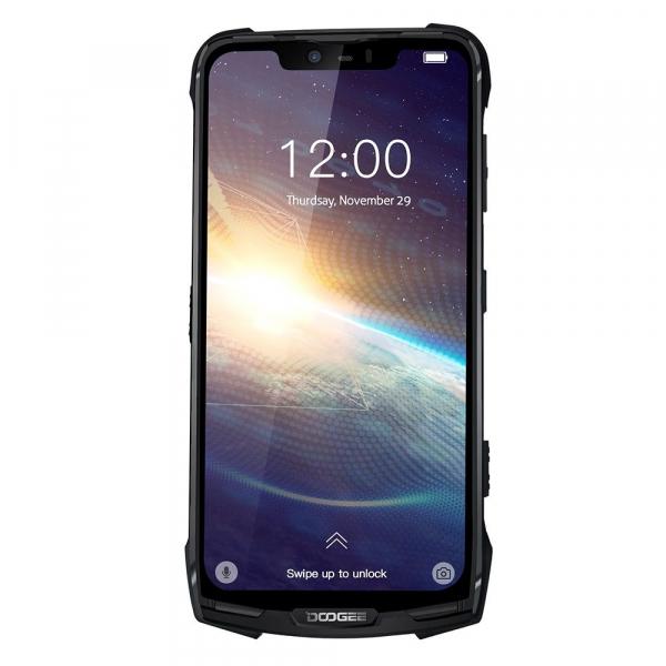 Pachet telefon mobil + 3 module Doogee S90 Pro Super, Android 9.0, 6GB RAM, 128GB ROM, 6.18 IPS, Helio P70, ARM Mali-G72 MP3, Octa Core, NFC, 5050mAh 3