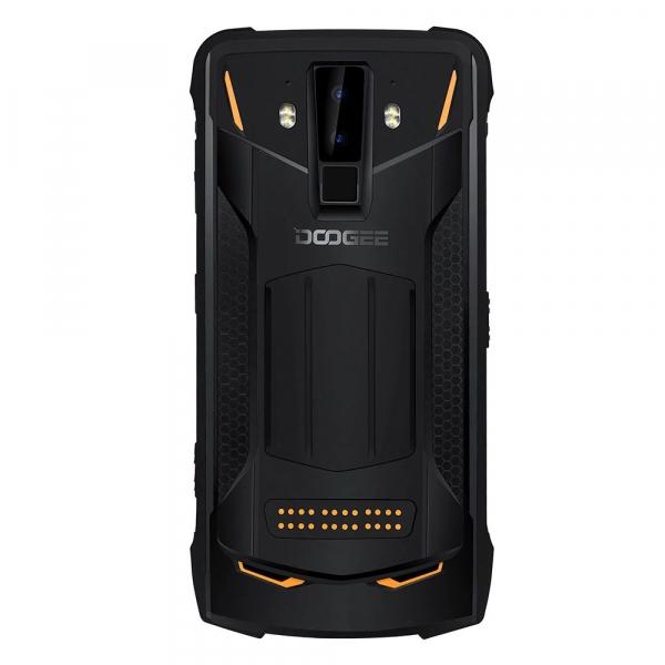 Pachet telefon mobil + 3 module Doogee S90 Pro Super, Android 9.0, 6GB RAM, 128GB ROM, 6.18 IPS, Helio P70, ARM Mali-G72 MP3, Octa Core, NFC, 5050mAh 7
