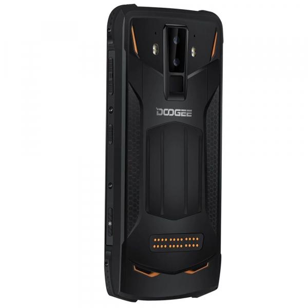 Telefon mobil Doogee S90C, IPS 6.18inch, 4GB RAM, 64GB ROM, Android 9.0, Helio P70, Mali-G72 MP3, Octa Core, 5050mAh 4