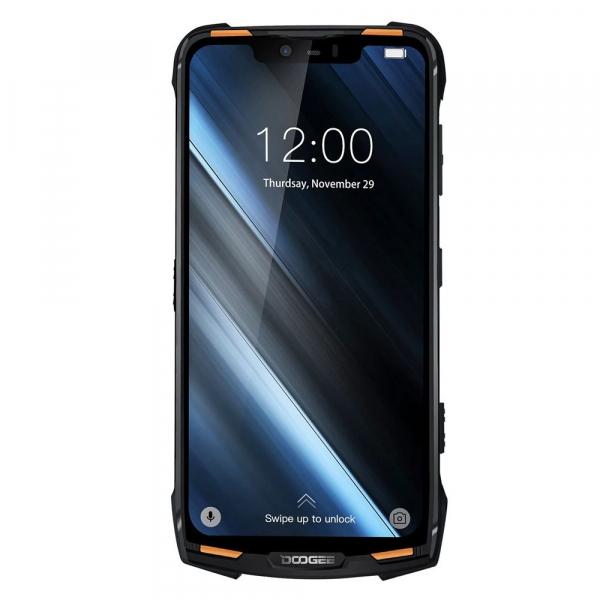 Telefon mobil Doogee S90C, IPS 6.18inch, 4GB RAM, 64GB ROM, Android 9.0, Helio P70, Mali-G72 MP3, Octa Core, 5050mAh 2