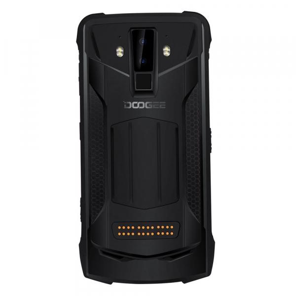 Pachet telefon mobil + 3 module Doogee S90C Super, IPS 6.18inch, 4GB RAM, 64GB ROM, Android 9.0, Helio P70, Mali-G72 MP3, Octa Core, 5050mAh 7