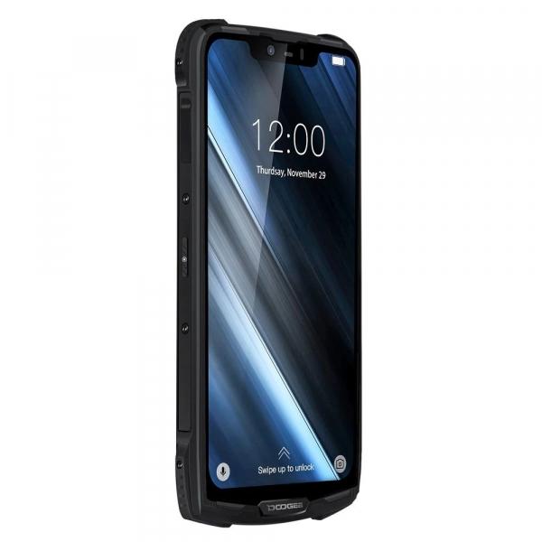 Pachet telefon mobil + 3 module Doogee S90C Super, IPS 6.18inch, 4GB RAM, 64GB ROM, Android 9.0, Helio P70, Mali-G72 MP3, Octa Core, 5050mAh 5