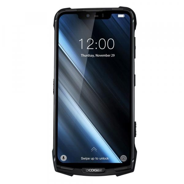Pachet telefon mobil + 3 module Doogee S90C Super, IPS 6.18inch, 4GB RAM, 64GB ROM, Android 9.0, Helio P70, Mali-G72 MP3, Octa Core, 5050mAh 4