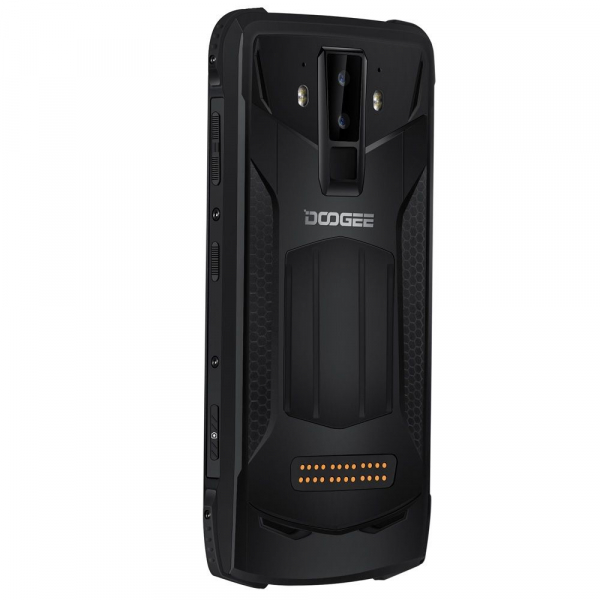 Pachet telefon mobil + 3 module Doogee S90C Super, IPS 6.18inch, 4GB RAM, 64GB ROM, Android 9.0, Helio P70, Mali-G72 MP3, Octa Core, 5050mAh 6